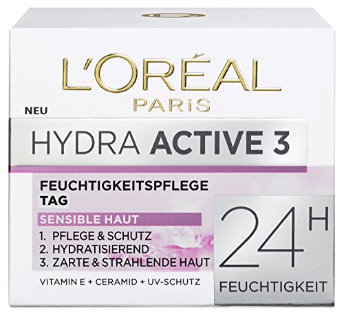 L\'Oréal Paris Dermo Expertise Hydra Active 3 Tag, 50 ml