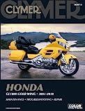 Honda GL1800 Gold...image