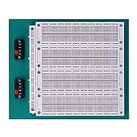 LiWen Zheng 4 140Pcsブレッドボードジャンパワイヤとブレッドボード位置ポイントSYB-500 Tiepoint PCBはんだブレッドボード700 1では