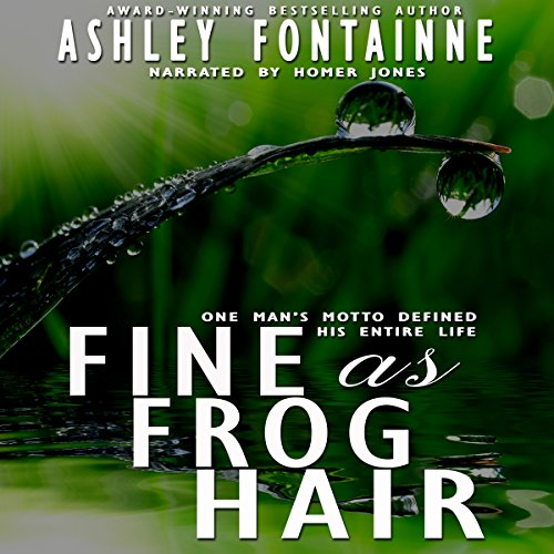 Fine as Frog Hair audiobook cover art
