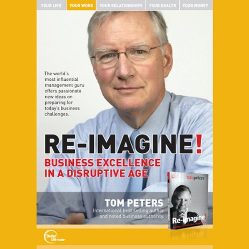 Re-Imagine! Business Excellence in a Disruptive Age (Live) cover art