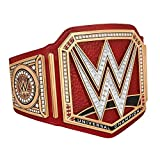 WWE Authentic Wear Deluxe Universal Championship...