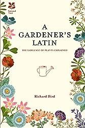 A Gardener's Latin book.
