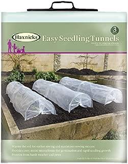 Tierra Garden 50-5080 Haxnicks Easy Seedling Tunnel (3-Pack)