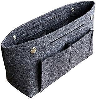 APSOONSELL bag in bag organizer insert バッグインバッグ フェルト トートバッグ オーガナイザー 薄型 自立 おおきめ バッグの中の仕切り