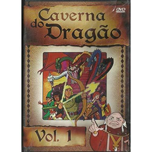 DVD Caverna do Dragão Volume 1