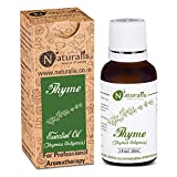Naturalis Essence of Nature Thyme Essential Oil 100% Undiluted Pure and Natural Therapeutic