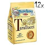 12x Mulino Bianco Kekse Tarallucci 400g Italien biscuits cookies kuchen brioche