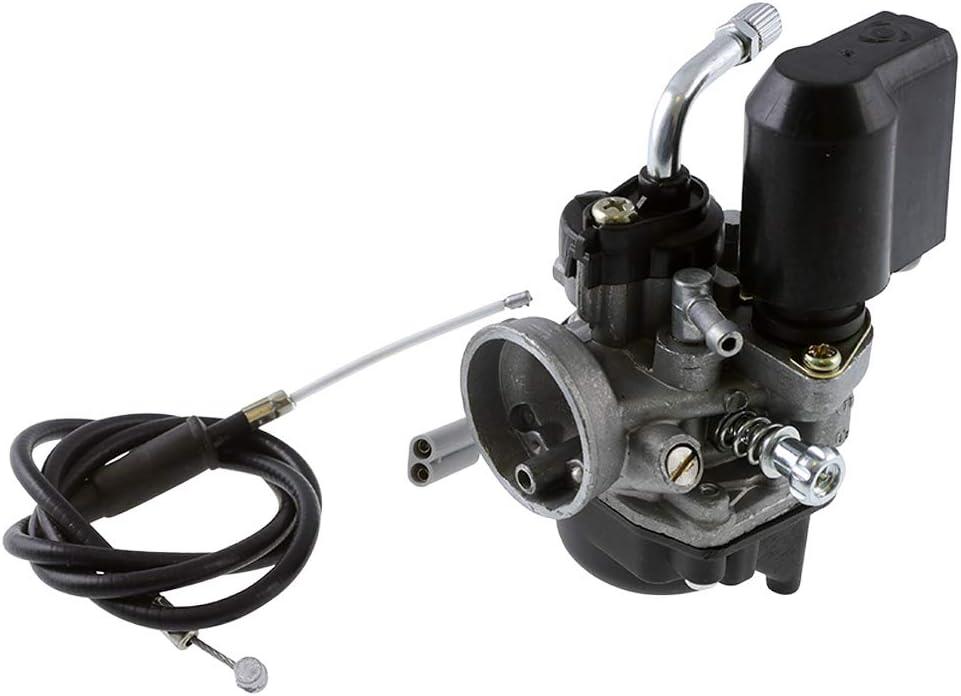 2extreme 17 5mm Vergaser Mit E Choke Kompatibel Für Gilera Runner Sp 50 Ab Bj 2005 Auto