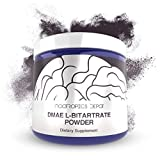 DMAE L-Bitartrate Powder | 125 Grams | Choline Supplement | Cholinergic | May Support Memory, Learning, & Focus | May Support Acetylcholine Synthesis