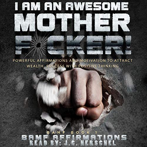 I Am an Awesome Mother F*cker! audiobook cover art