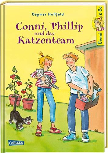 Conni & Co 16: Conni, Phillip und das Katzenteam: Ein spannendes Kinderbuch ab 10 Jahren (16)