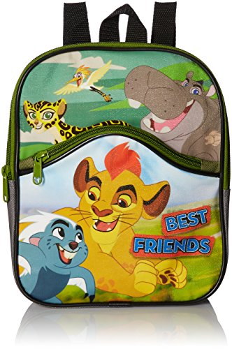 Price comparison product image Disney Boys' Lion Guard 10 Mini Backpack with Front Pocket