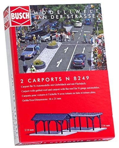 Busch 8249 - Kit de esparcidores de Escala 2/N
