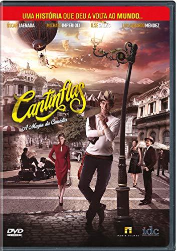 Cantinflas - A Magia Da Comédia [DVD]