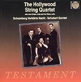 Verklärte Nacht / Streichquintett - he Hollywood String Quartet