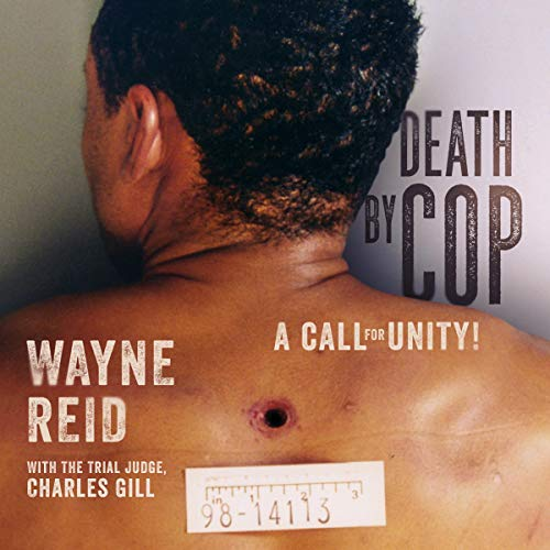 Death by Cop audiobook cover art
