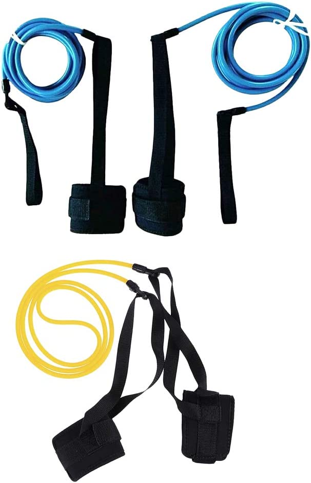 2X Finally popular brand Swim Training Belt Resistance Trainer A Exercise Band Max 57% OFF Harness