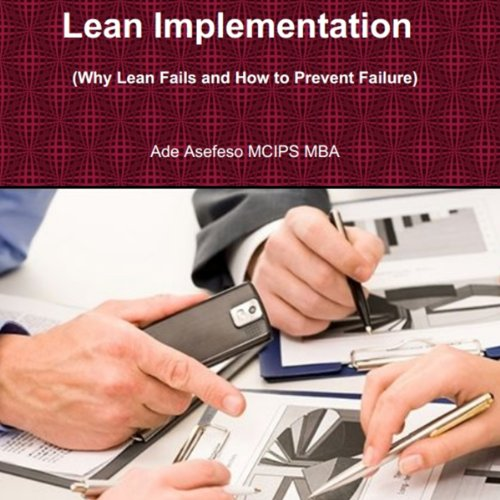Lean Implementation audiobook cover art