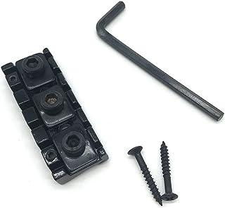 Rosenice - Tuerca de seguridad para guitarra, 42 mm, con llave inglesa, tornillo para trémolo Floyd Rose