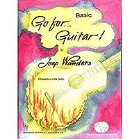 Joep Wanders: Go For. Guitar! Basic