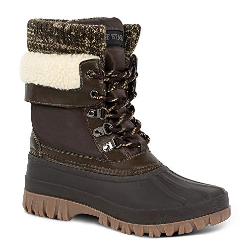 TF STAR Warm Women Boots