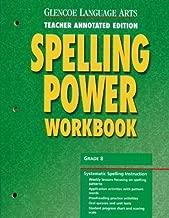 Best spelling power workbook grade 8 Reviews