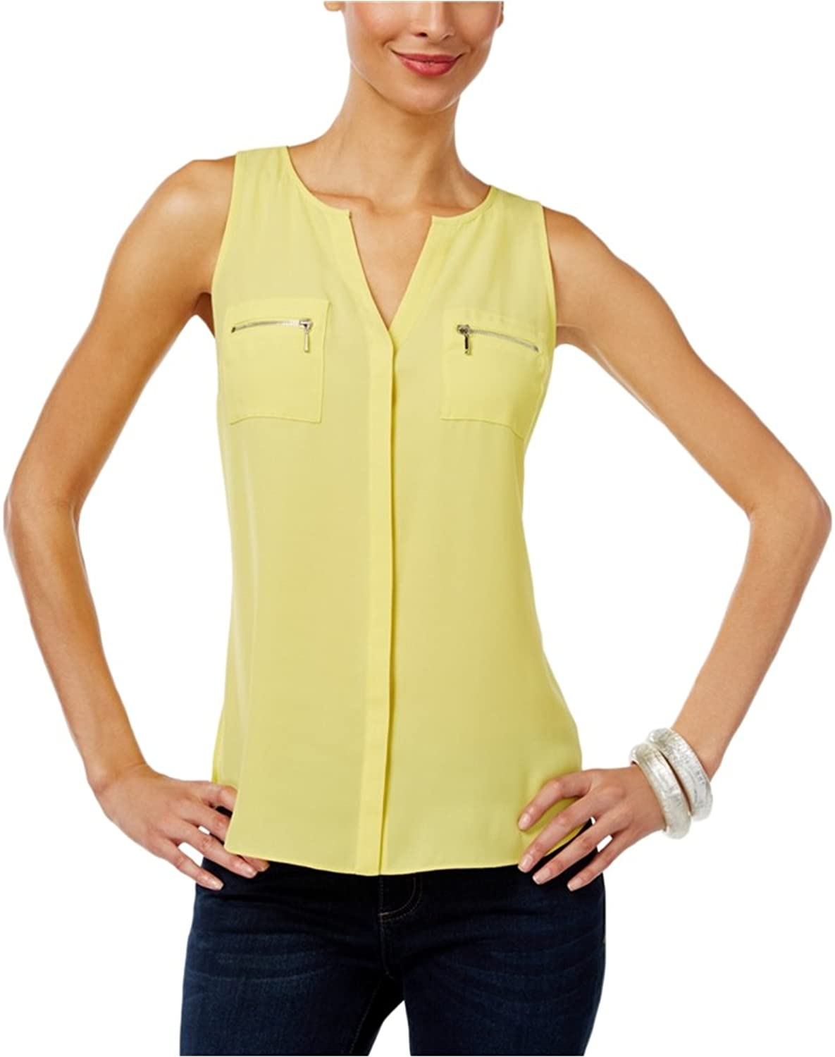 INC Womens Top Knit Blouse