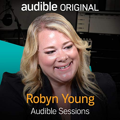 FREE: Audible Sessions with Robyn Young audiobook cover art