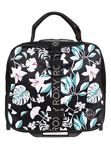 Roxy Geometric Storage 27L - Wheeled Laptop Cabin Suitcase - Women