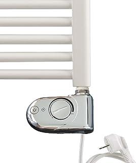 Calentador de inmersión Varilla regulador de temperatura Termostato baño Radiador de calefacción Ximax tipo 3300W Cromo
