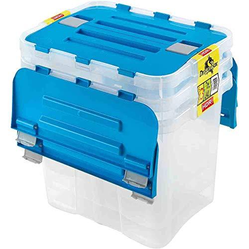 Preisvergleich Produktbild Heidrun 316-47 Dragon Box 3 x 24 Liter (Farbe zufällig,  3er Pack)