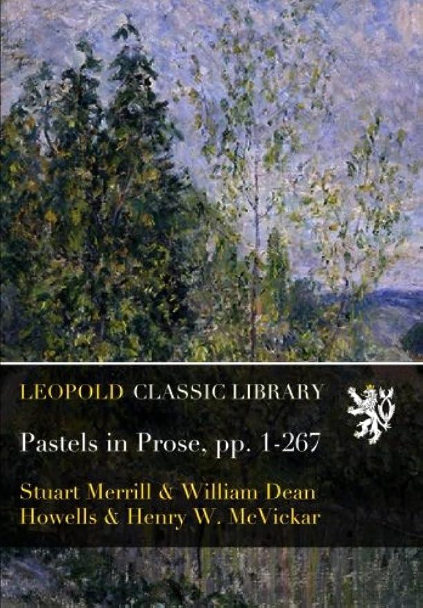 印象派以降間違えたPastels in Prose, pp. 1-267