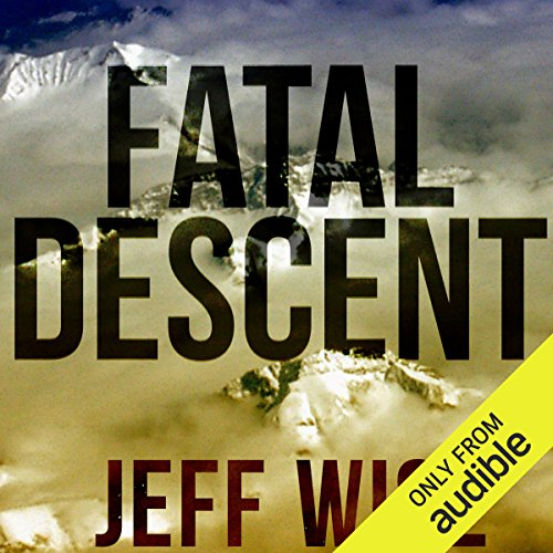 Fatal Descent audiobook cover art