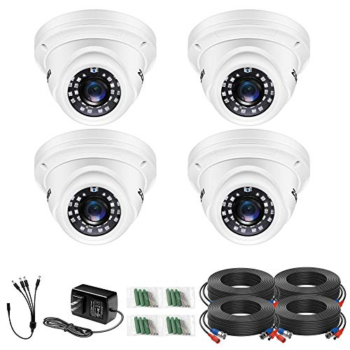 ZOSI 4-in-1 Security Camera