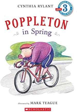 Scholastic Reader: Poppleton in Spring: Level 3