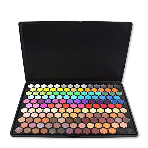 ❀Lemoning❀ 149 Colors honeycomb Eye Shadow Fashion Makeup Cosmetic Shimmer Matte Eyeshadow Palette