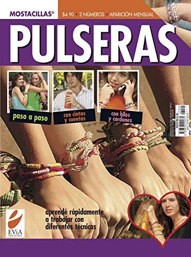 PULSERAS PASO A PASO 2: para hacer con tus amigos (PULSERAS MOSTACILLAS)