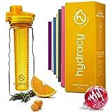 Hydracy Bottiglia con Infusore per Acqua Aromatizzata alla Frutta con Esclusiva Sacca Isolante...