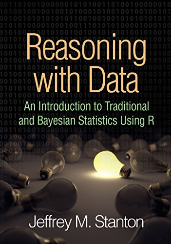 51LY0kN5Q+L - Reasoning with Data: An Introduction to Traditional and Bayesian Statistics Using R