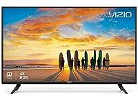 VIZIO V V435-G0 42.5 Smart LED-LCD TV - 4K UHDTV - Black - Full Array LED Backlight - Google Assis (Renewed) by Vizio