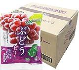 モントワール ぶどうゼリー 袋22g×6