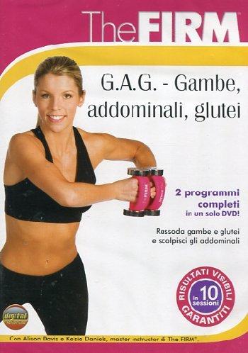 G.A.G. - Gambe, Addominali, Glutei (The Firm)