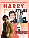 Harry Styles Spot The Difference: Perfect Book Picture Puzzle Activity Books For Adults, Teenagers