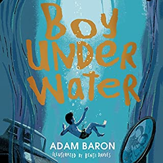 Boy Underwater cover art