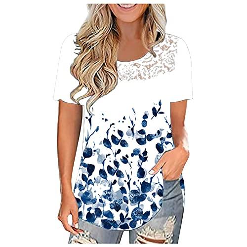 Camisetas Mujer Verano Tops Hollister Tops Tirantes Adolescentes Chica Camisetas Mujer Manga Larga Camisetas Cortas Chica Camiseta