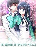 The irregular at magic: The irregular at magic high school anime light novels manga box set (English Edition)