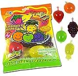 DinDon JU-C Jelly Fruity Snacks Made Famous on TikTok 4 Pack