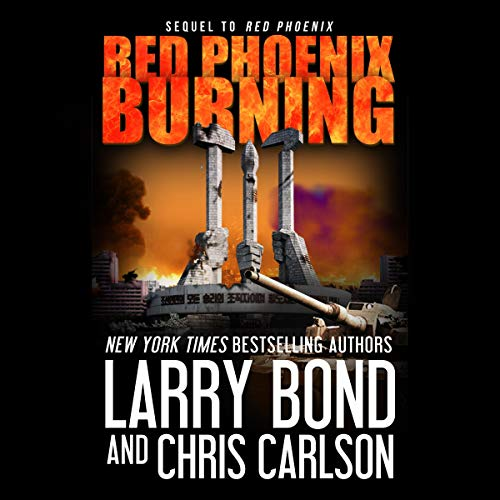 Red Phoenix Burning cover art