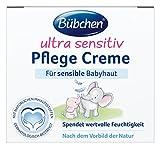 bübchen Ultra Sensible Cuidado Crema (Pack de 8, 8x 75ml)